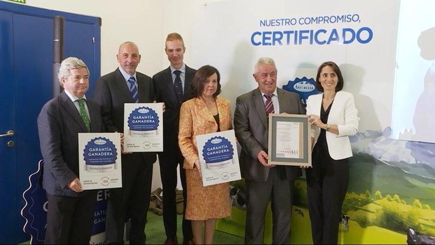 CLAS presenta su sello de calidad 'Garantía ganadera'