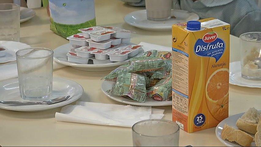 Los colegios de Oviedo estrenan nuevo servicio de comedor ...