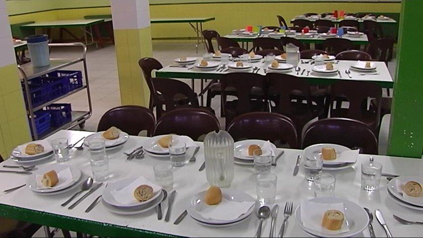 Un informe certifica la calidad del servicio de comedor escolar en ...