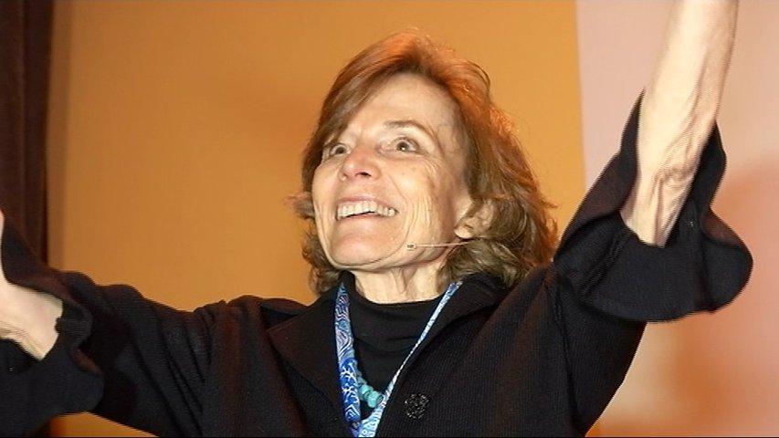 La oceanógrafa estadounidense Sylvia Earle