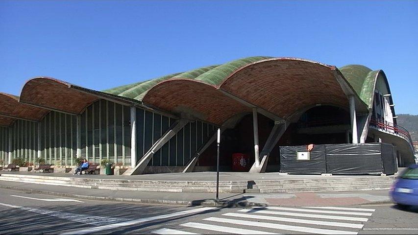 Palacio de los Deportes en Oviedo