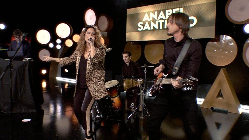 Anabel Santiago en Cantadera