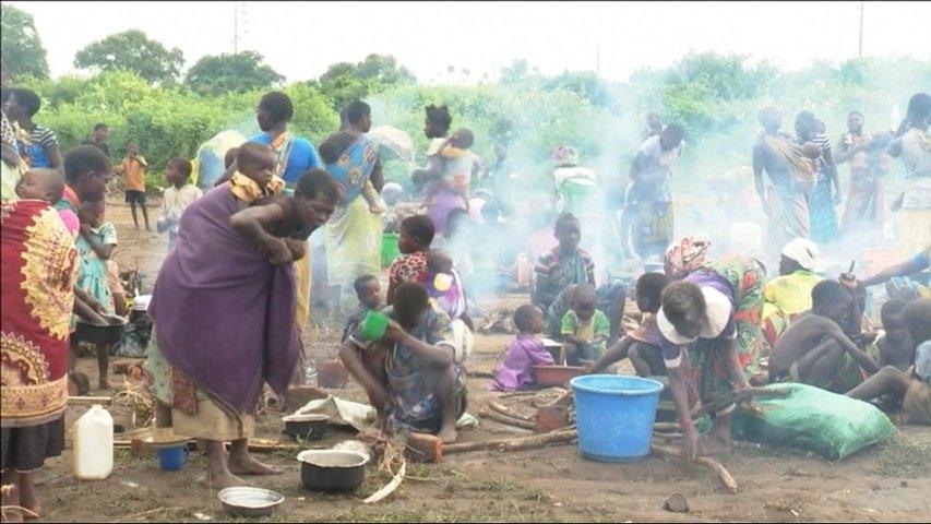 Las víctimas del ciclón Idai en África