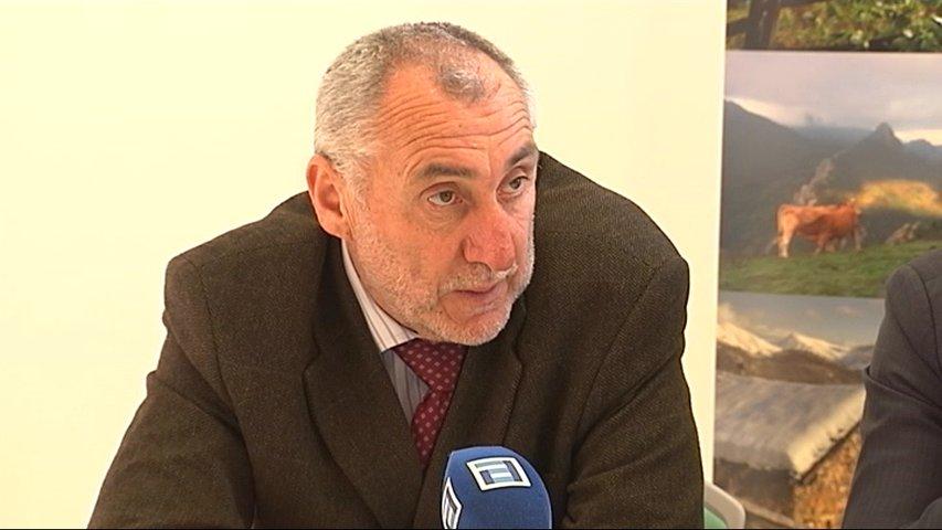 Viceconsejero de Medio Ambiente Benigno Fernández Fano