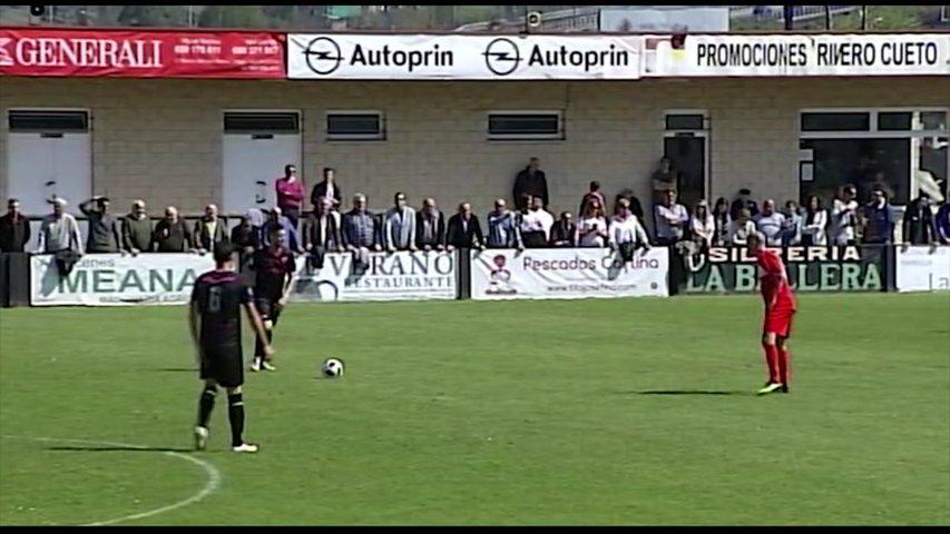 Empate entre el Lealtad y el Marino de Luanco (2-2)