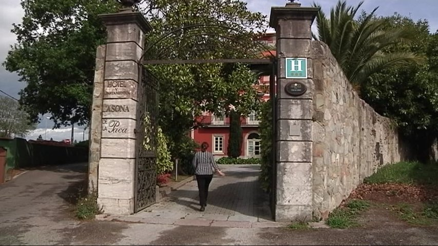 Una de las Casonas de Asturias