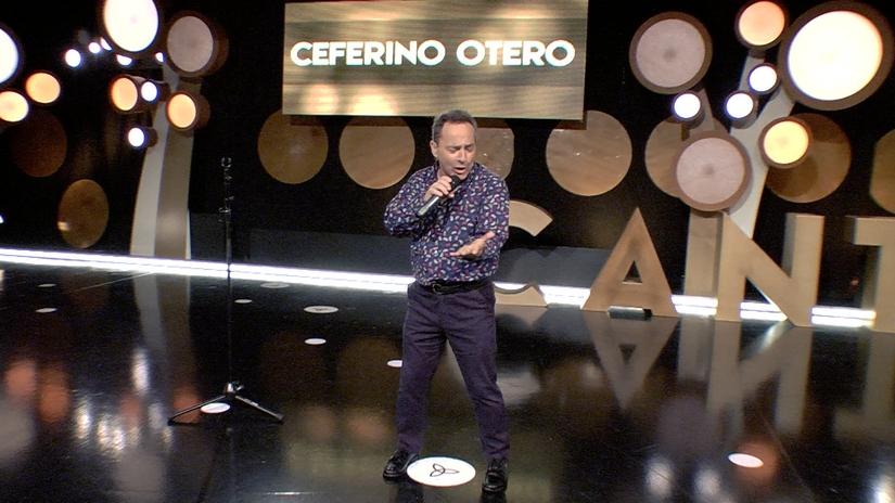 Ceferino Otero, Cantadera 2019