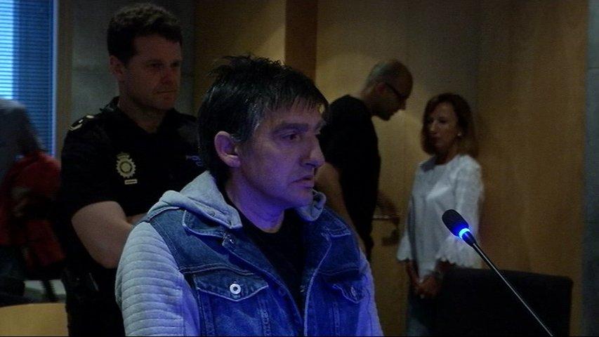 El acusado de matar a un médico en Grado, D.J.J., apodado 'El Araña'