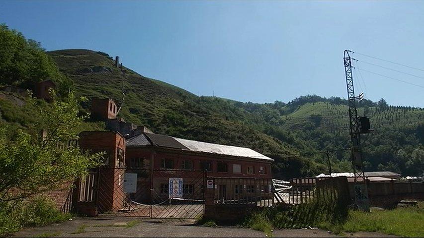 Comienzan las obras de descontaminación de la mina de mercurio La Soterraña en el Valle de Muñón