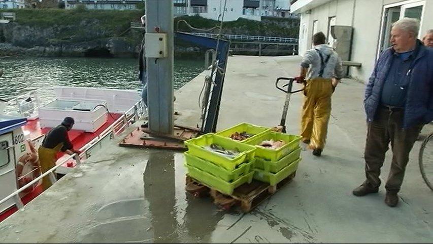 El sector pesquero asturiano ha decaído en las últimas décadas