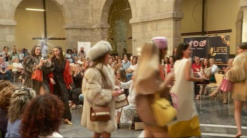 Pasarela Moda Asturias en el Antiguo Instituto de Gijón