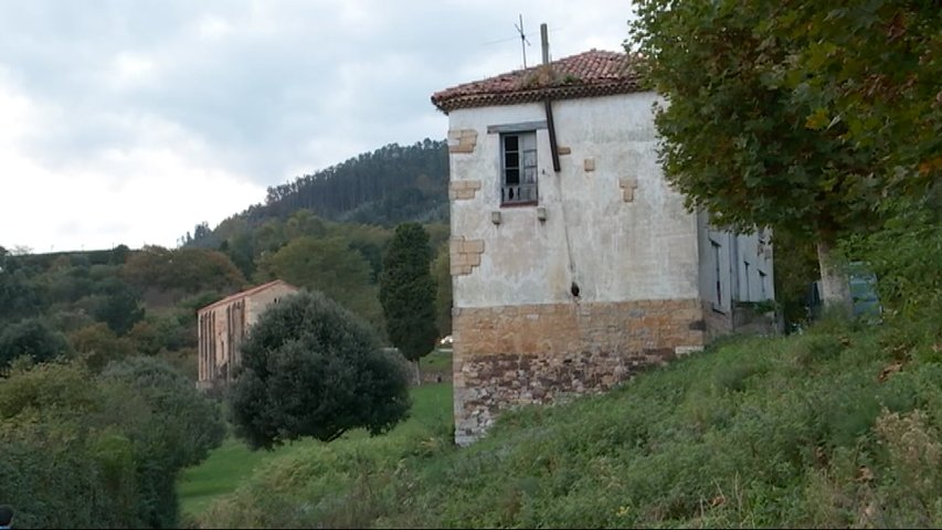 Resultado de imagen de casa rectoral en el Naranco