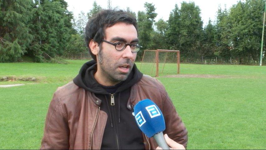 El autor de Una Historia del Fútbol, Michaël  Correia