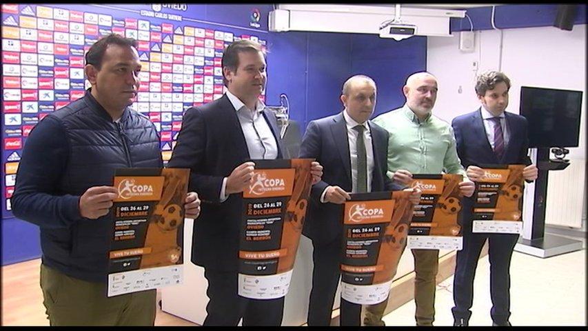 Presentación de la Copa Integra de Fútbol