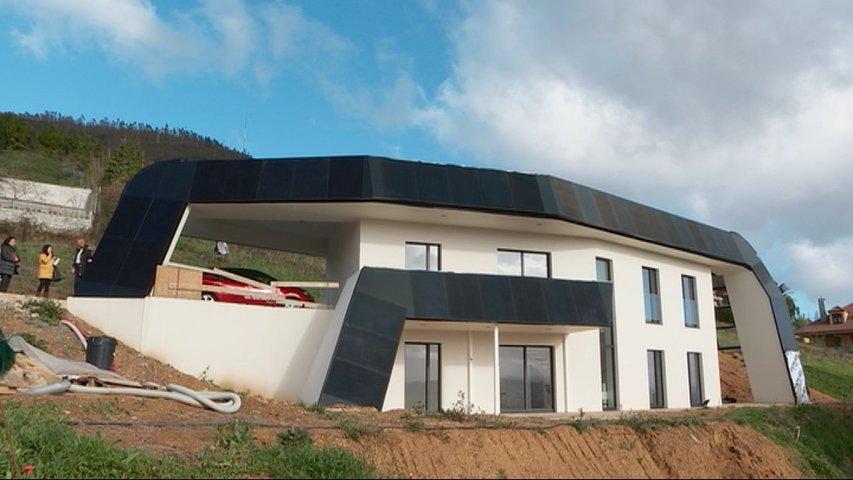 Casa solar autosuficiente en  Asturias