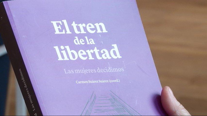 Portada del manifiesto feminista 'El tren de la libertad'