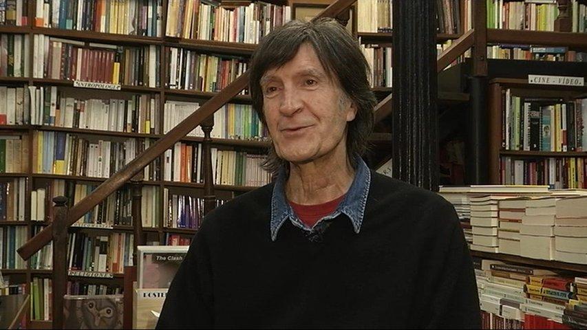 Dueño de la librería Paradiso de Gijón