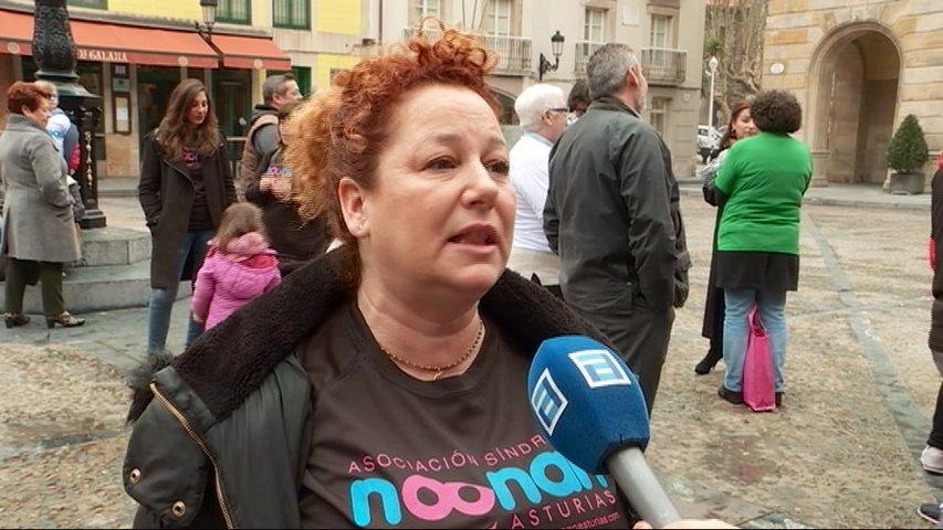 Sandra Peláez, de la Asociación Síndrome de Noonan