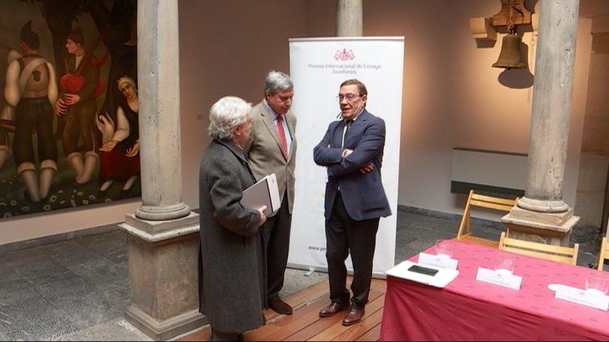 Luis Roda gana el XXVI Premio Internacional de Ensayo Jovellanos