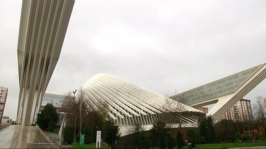 Edificio de Calatrava en Oviedo