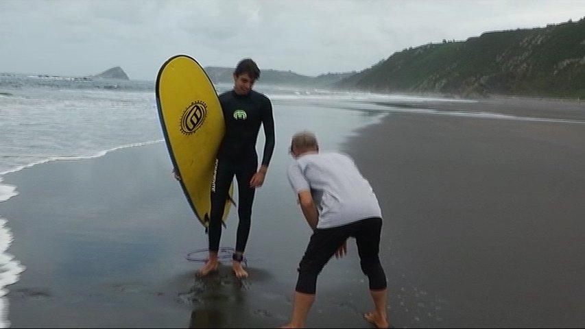Escuela de surf del Principado