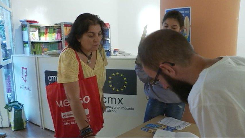 Intercambio de libros en Gijón