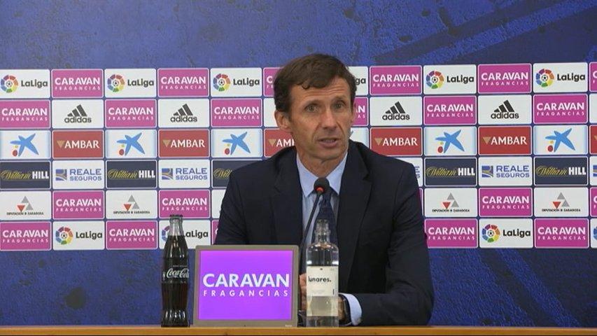 El Real Oviedo vence al Real Zaragoza en La Romareda (2-4)