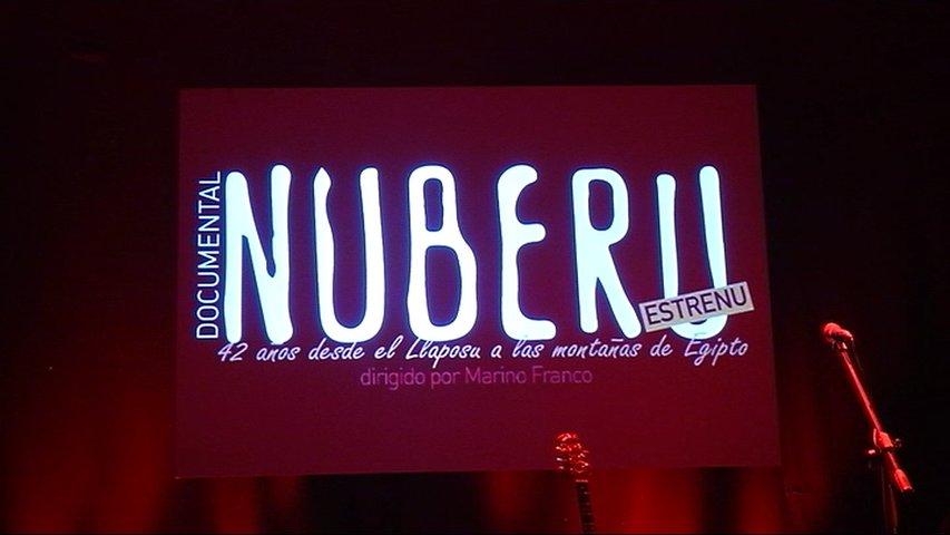 Presentación del documental de Nuberu en Mieres