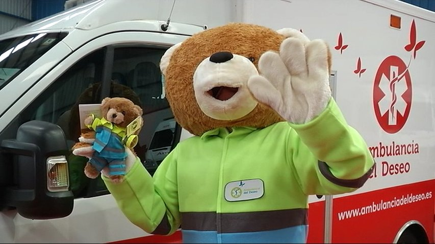 La Ambulancia del Deseo llega a Asturias