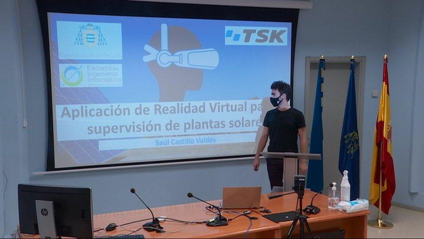Presentación del proyecto ganador de los Pemios Ebic Univerdidad