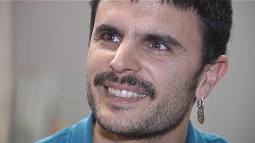 Rodrigo Cuevas, músico asturiano