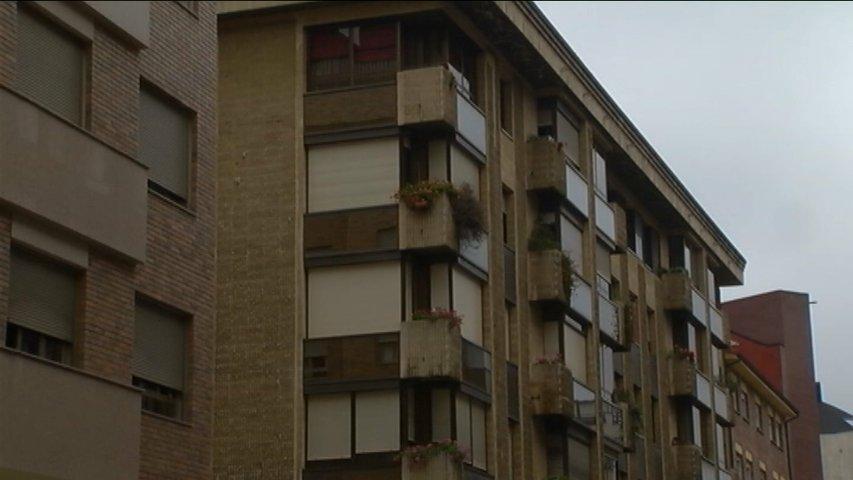 Un edificio en Asturias