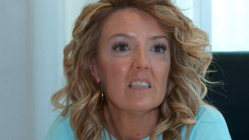 Teresa Mallada , presidenta del PP en Asturias