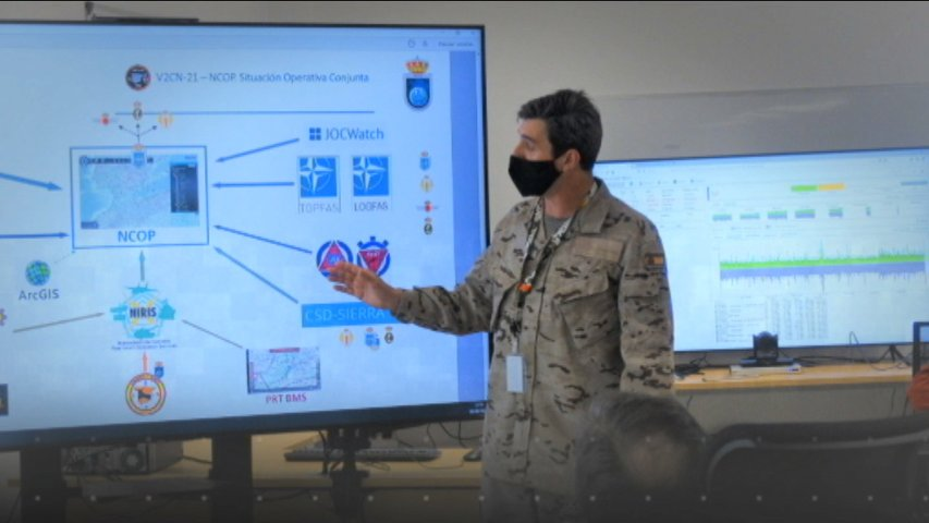 Proactivanet, un software que probará la seguridad de los sistemas informáticos de ejércitos de 30 países aliados