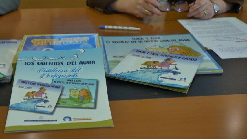 Cadasa activa una campaña de educación ambiental en 303 colegios asturianos