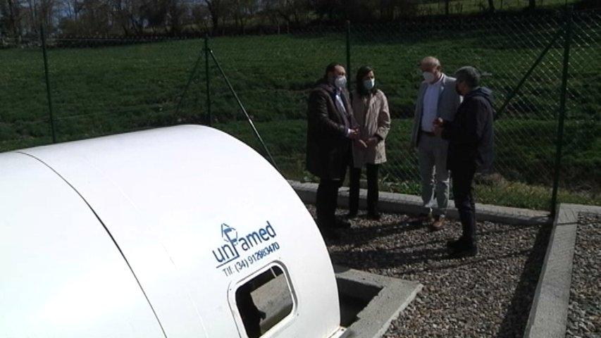 El Principado invierte 226.000 euros en la depuradora de Berducedo