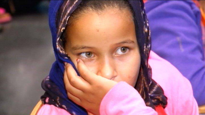 La pandemia frena las vacaciones de los niños saharauis en Asturias