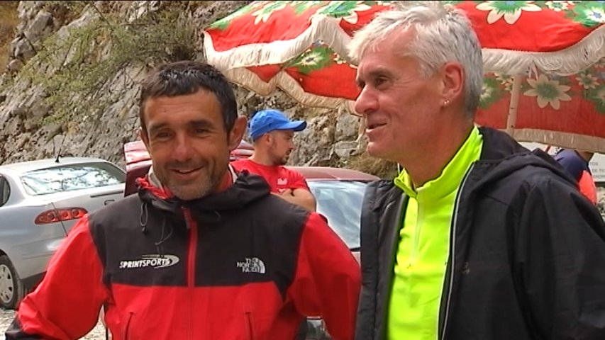 Rescatados los dos montañeros perdidos en los Picos de Europa