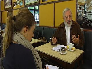 Marcelino Laruelo, impulsor de la Oficina de Defensa del Anciano