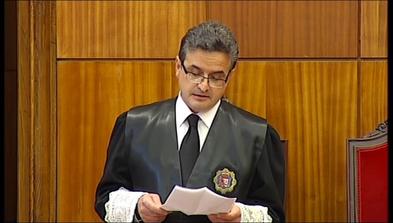El magistrado José Antonio Soto-Jove Fernández