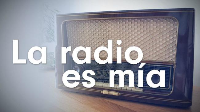 La radio es mía