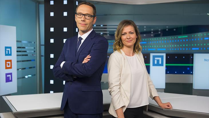Nacho Montserrat y Diana Sánchez